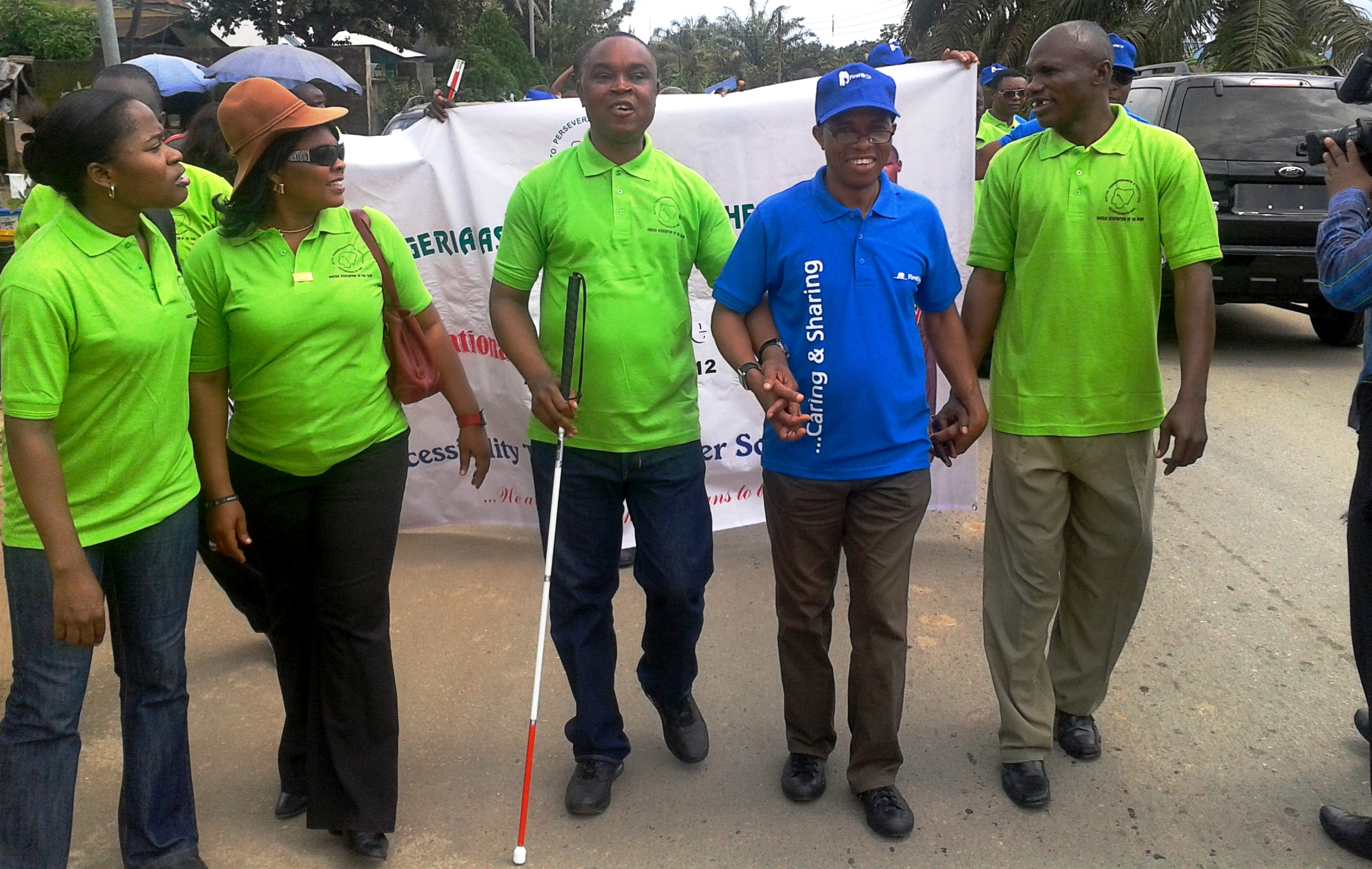 nab picture from international white cane day in calabar